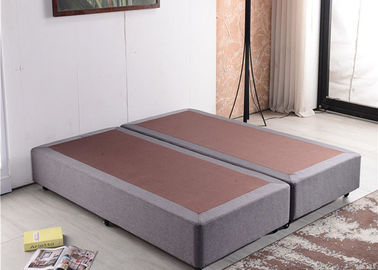 China Single Mattress Bed Base , Platform Bed Base Customized Service supplier