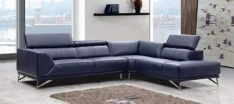 China Modern Italian Leather Sofa Set / Genuine Leather Sofa Set SGS Certification supplier
