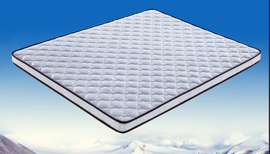 China Double Layer Pocket Spring Mattress , Medium Pocket Sprung Double Mattress factory