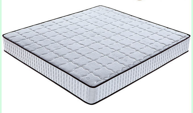 Cool Blue Memory Bonnell Mattress High Density SGS Certification