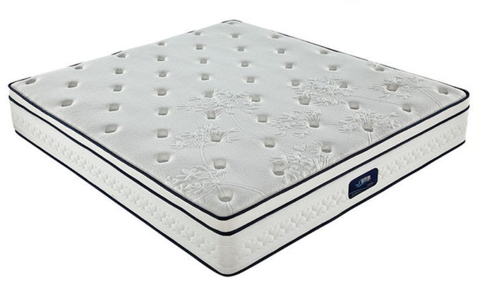 Queen Size Pocket Spring Mattress Long Working Lifespan OEM Service