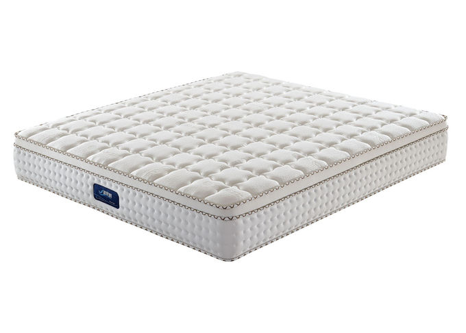 Euro Firm Bonnell Spring Mattress , King Size Bonnell Memory Mattress
